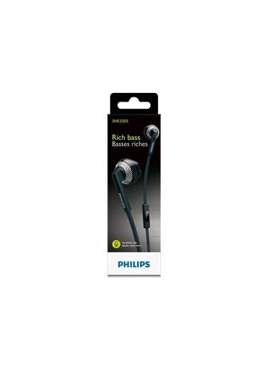 Philips SHE3205PP Kulakiçi Kulaklık Siyah